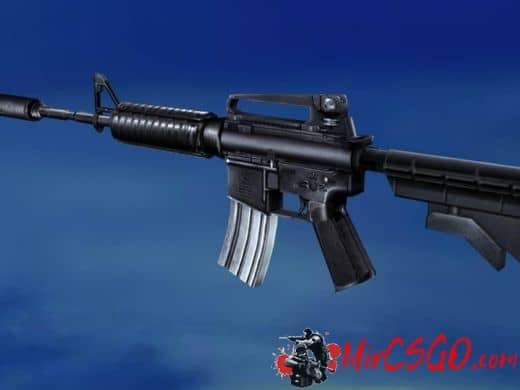 M4A1-R модель оружия кс 1.6