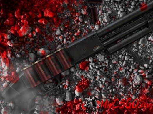 M3 - Serbu Super Shorty модель оружия кс 1.6