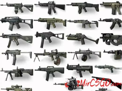 Как переименовать оружие в кс го