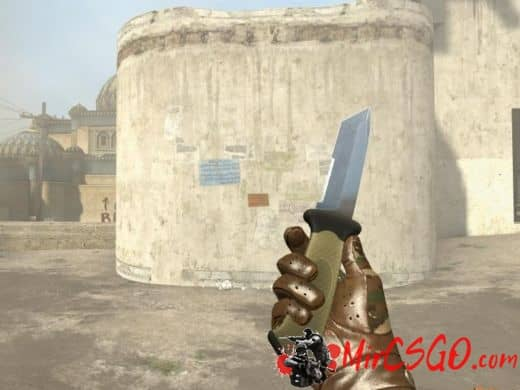 Классический нож в CS:GO